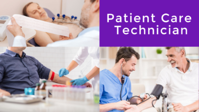 What Does a Patient Care Technician Do?